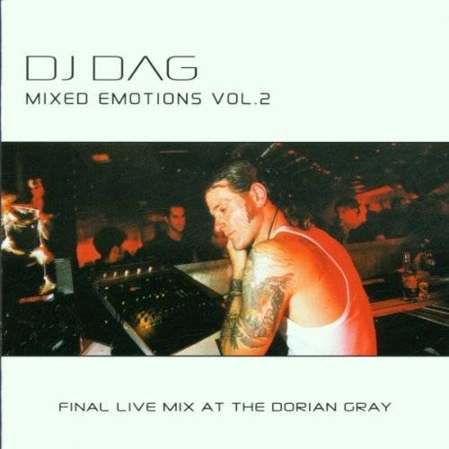 DJ Dag, Mixed By - Mixed Emotions Vol.2 - Preis vom 23.01.2021 06:00:26 h