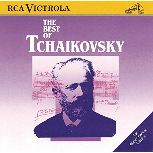 P.I. Tchaikovsky - Best of Tchaikovsky - Preis vom 11.05.2021 04:49:30 h