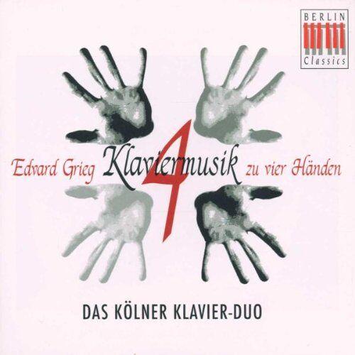 Kölner Klavier-Duo - Klaviermusik zu Vier Händen - Preis vom 28.02.2021 06:03:40 h