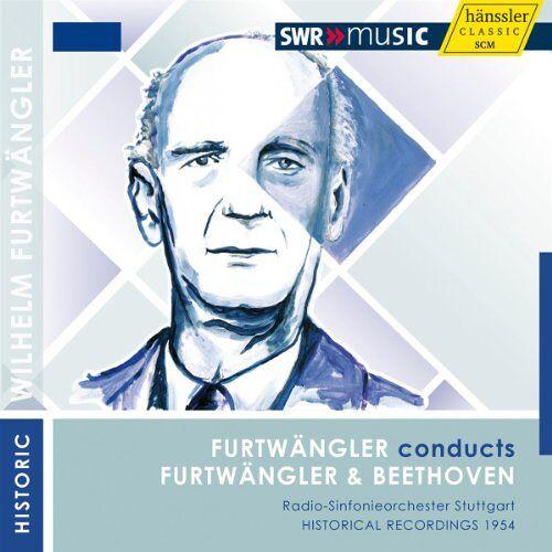 Wilhelm Furtwängler - Furtwängler dirigiert: Furtwängler & Beethoven - Preis vom 16.04.2021 04:54:32 h