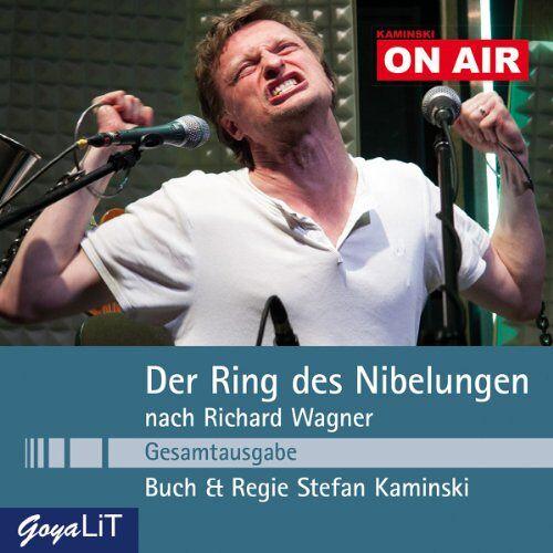 Stefan Kaminski - Der Ring des Nibelungen-Box - Preis vom 18.04.2021 04:52:10 h