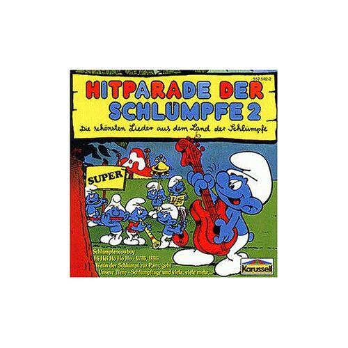 die Schlümpfe - Hitparade der Schlümpfe Vol. 2 - Preis vom 31.03.2020 04:56:10 h