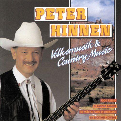 Peter Hinnen - Volksmusik und Country-Music - Preis vom 24.02.2021 06:00:20 h