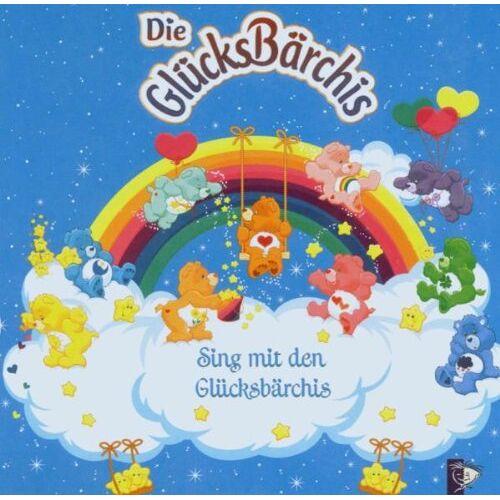 die Glücksbärchis - Glücksbärchies Songs CD Compilation - Preis vom 18.02.2020 05:58:08 h