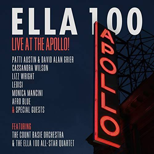 Various - Ella 100: Live at the Apollo! - Preis vom 04.09.2020 04:54:27 h