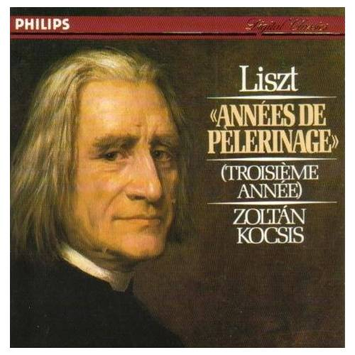 Zoltan Kocsis - Liszt: Annees De Pelerinage - Drittes Jahr - Preis vom 21.01.2021 06:07:38 h