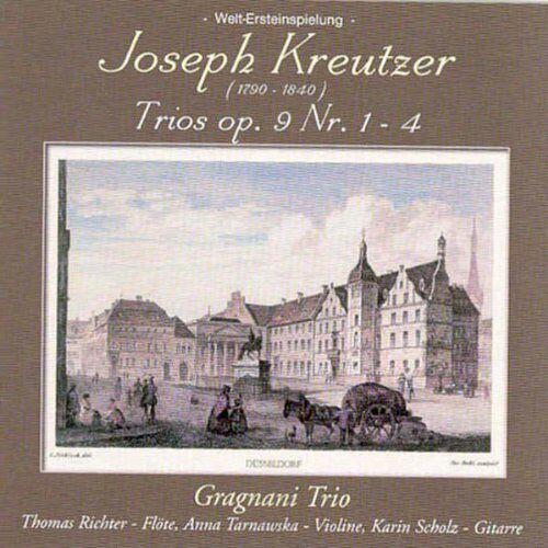 Gragnani Trio - Musik für Flöte,Violine,Gitarre - Preis vom 21.04.2021 04:48:01 h