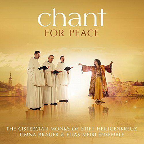The Cistercian Monks of Stift Heiligenkreuz - Chant for Peace - Preis vom 14.04.2021 04:53:30 h
