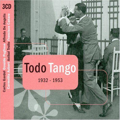 Various - Todo Tango - Preis vom 02.10.2019 05:08:32 h