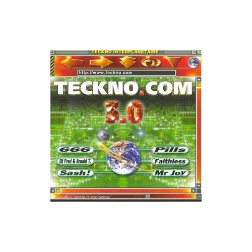 Various - Teckno.Com [22 Trx Teckno] - Preis vom 18.04.2021 04:52:10 h