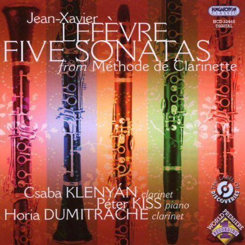 Klenyan - Klarinette und Klavier - Preis vom 25.02.2021 06:08:03 h