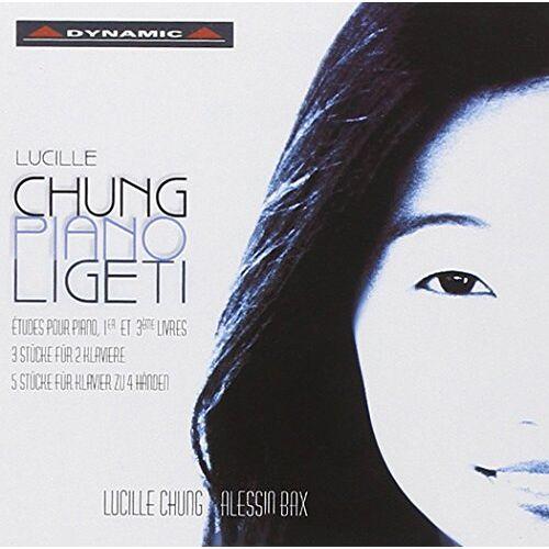 Lucille Chung - Klavier/Klavier Vierhändig/2 Klaviere - Preis vom 07.05.2021 04:52:30 h