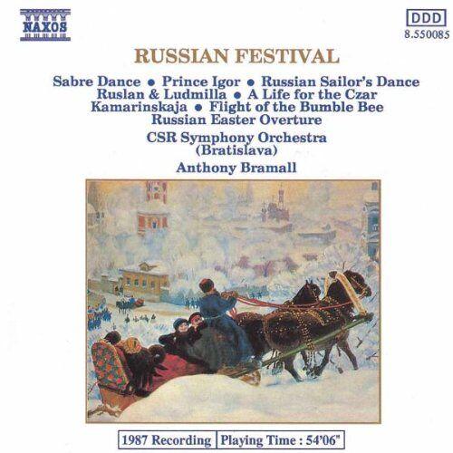 a. Bramall - Russisches Festival - Preis vom 01.12.2019 05:56:03 h