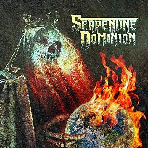 Serpentine Dominion - Serpentine Dominion [Vinyl LP] - Preis vom 14.05.2021 04:51:20 h