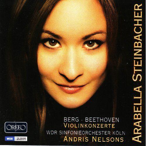 Arabella Steinbacher - Violinkonzerte - Preis vom 07.03.2021 06:00:26 h