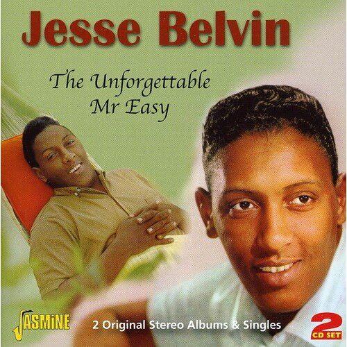 Jesse Belvin - The Unforgettable Mr Easy - Preis vom 19.10.2020 04:51:53 h