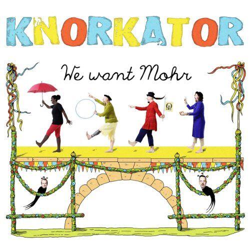 Knorkator - We Want Mohr - Preis vom 18.10.2020 04:52:00 h
