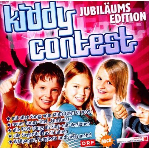 Kiddy Contest Kids - Kiddy Contest Vol.15 Jubiläums-Edition - Preis vom 15.04.2021 04:51:42 h