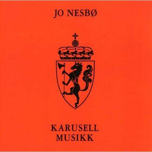 Jo Nesbi - Karusellmusikk - Preis vom 26.01.2021 06:11:22 h