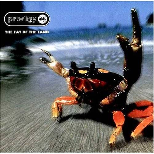 Prodigy - Fat of the Land,the - Preis vom 14.04.2021 04:53:30 h