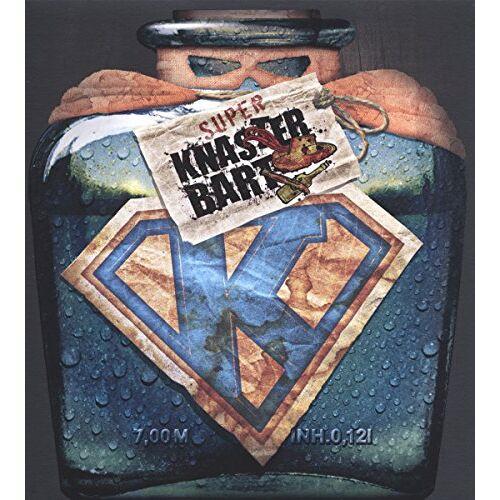 Knasterbart - Superknasterbart - Preis vom 04.05.2021 04:55:49 h