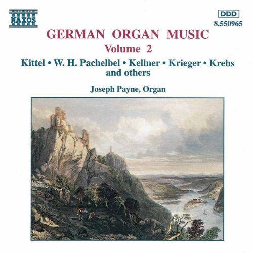 Joseph Payne - Deutsche Orgelmusik Vol. 2 - Preis vom 26.01.2020 05:58:29 h