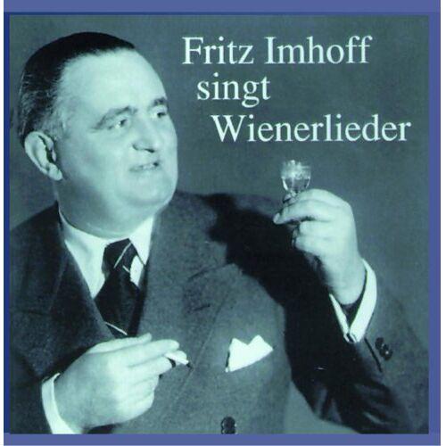 Fritz Imhoff - Fritz Imhoff singt Wienerlieder - Preis vom 20.10.2020 04:55:35 h