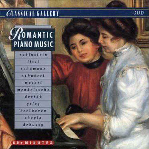 Various - Romantic Piano Music - Preis vom 05.05.2021 04:54:13 h
