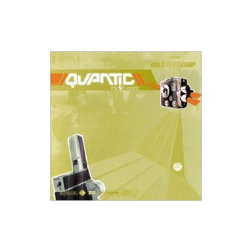 Quantic - The 5th Exotic CD - Preis vom 24.01.2020 06:02:04 h