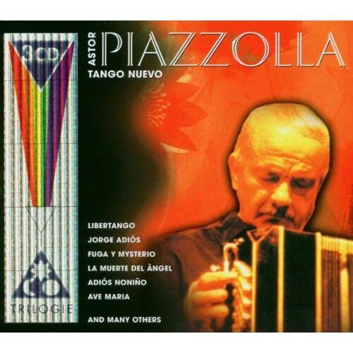 Astor Piazzolla - Tango Nuevo - Preis vom 17.10.2019 05:09:48 h