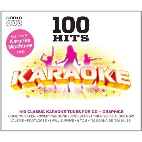 Karaoke - 100 Hits: Karaoke - Preis vom 06.09.2020 04:54:28 h