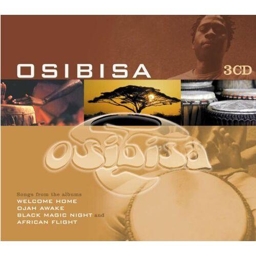Osibisa - Preis vom 14.01.2021 05:56:14 h