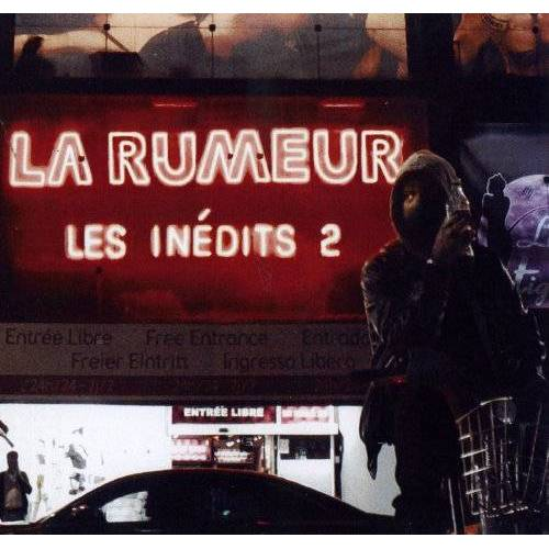 La Rumeur - Les Inedits 2 - Preis vom 03.12.2020 05:57:36 h
