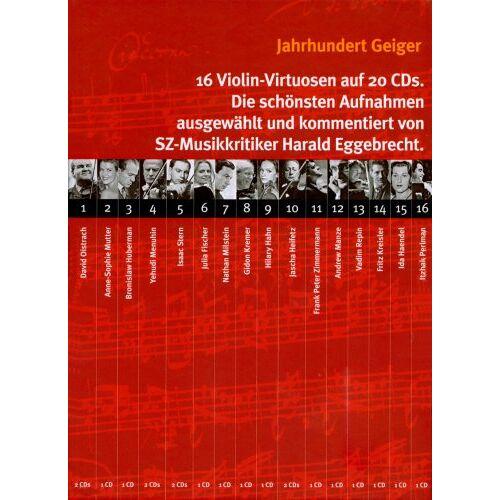 David Oistrach - Die Jahrhundert Geiger - Preis vom 24.02.2021 06:00:20 h