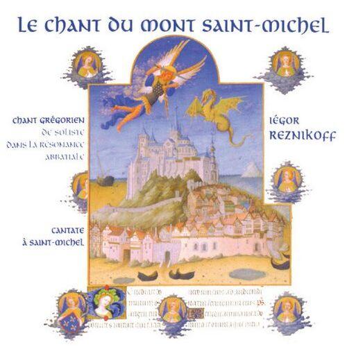 Iegor Reznikoff - Chants du Mont Saint Michel - Preis vom 20.10.2020 04:55:35 h