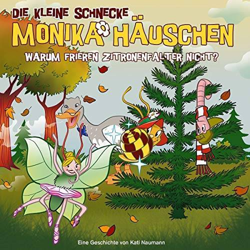 Die Kleine Schnecke Monika Häuschen - 54: Warum frieren Zitronenfalter nicht? - Preis vom 08.07.2020 05:00:14 h
