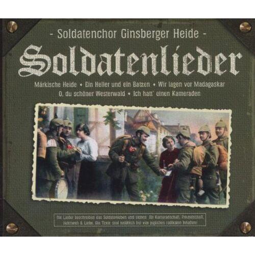 Soldatenchor Grinsberger Heide - Soldatenlieder - Preis vom 18.10.2020 04:52:00 h