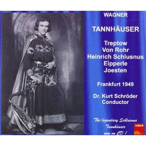 Günther Treptow - Tannhaeuser - Preis vom 09.12.2019 05:59:58 h