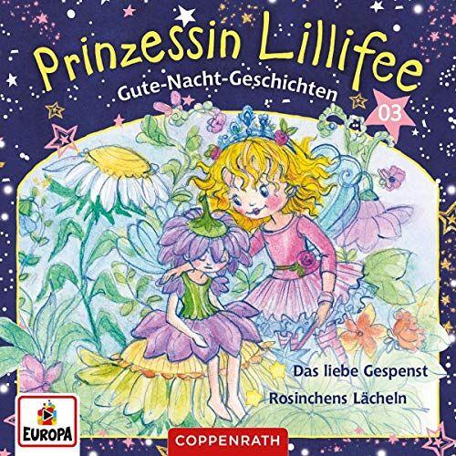 Prinzessin Lillifee - 003/Gute-Nacht-Geschichten Folge 5+6 - das Liebe G - Preis vom 25.10.2020 05:48:23 h