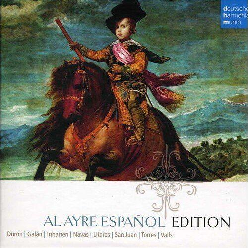 Al Ayre Espanol - Al Ayre Espanol Edition - Preis vom 27.10.2020 05:58:10 h