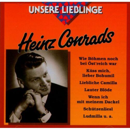 Heinz Conrads - Unsere Lieblinge-Heinz Conrad - Preis vom 09.05.2021 04:52:39 h