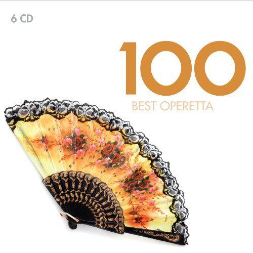 Various - 100 Best Operetta - Preis vom 12.05.2021 04:50:50 h