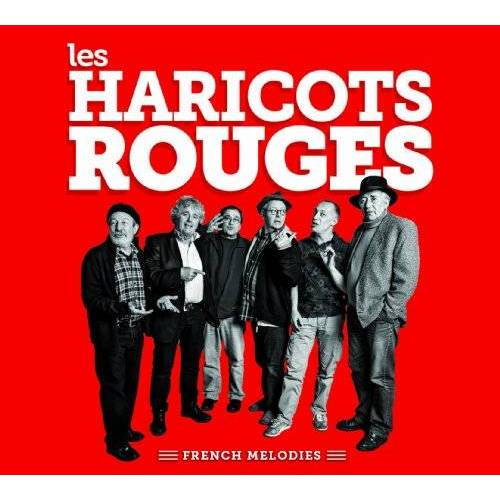 Les Haricots Rouges - French Melodies - Preis vom 26.01.2021 06:11:22 h
