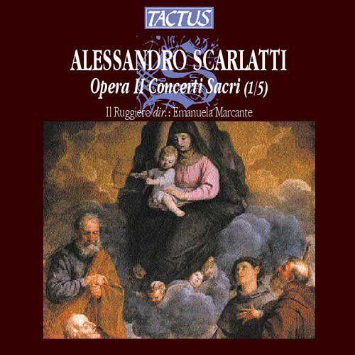 Il Ruggiero - Concerti Sacri 1/5 - Preis vom 07.03.2021 06:00:26 h