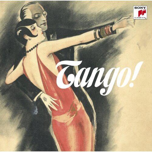 Various - Tango! - Tanz der Leidenschaft - Preis vom 12.08.2019 05:56:53 h