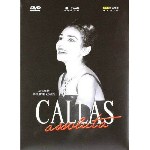 Phillippe Kholy - Maria CALLAS Assoluta - A Film by Phillipe Kohly - Preis vom 21.04.2021 04:48:01 h