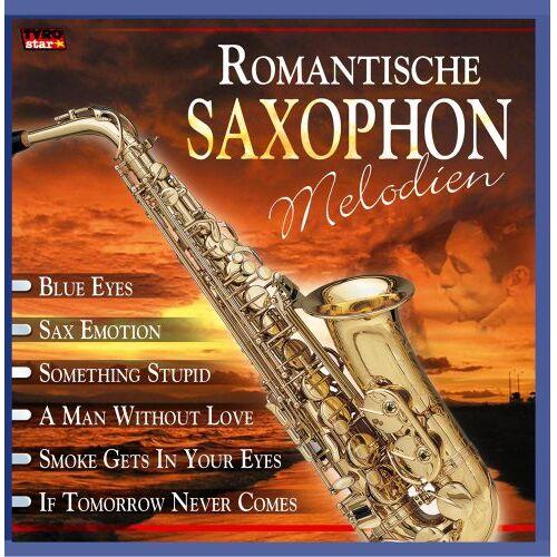 Saxophon: Lui Martin - Romantische Saxophon Melodien - Preis vom 26.01.2021 06:11:22 h