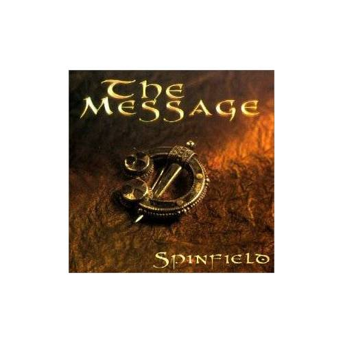 Spinfield - The Message - Preis vom 15.05.2021 04:43:31 h