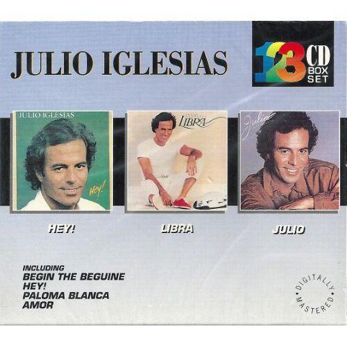 Julio Iglesias - Julio Iglesias Box Set - Preis vom 24.01.2021 06:07:55 h