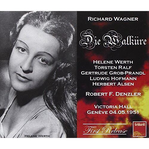 Robert Denzler - Wagner: Die Walküre - Preis vom 06.03.2021 05:55:44 h